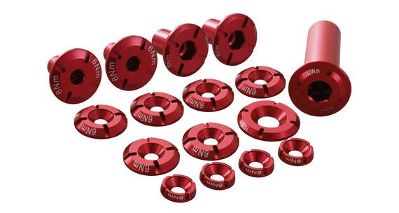 VOTEC Kit de tunning ANO - ANO rojo
